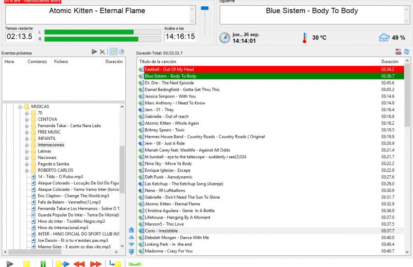 ZaraRadio, o melhor software para rádios web.