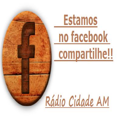 Deixa seu like na nossa Fanpage e acompanhe nossas promoções @Rádio Cidade 690
