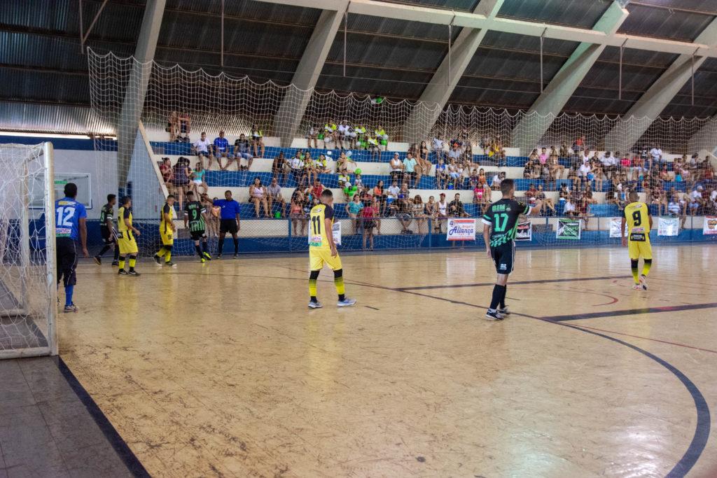 Inscrições do Campeonato Municipal de Futsal de Férias 2020 serão encerradas nesta sexta-feira