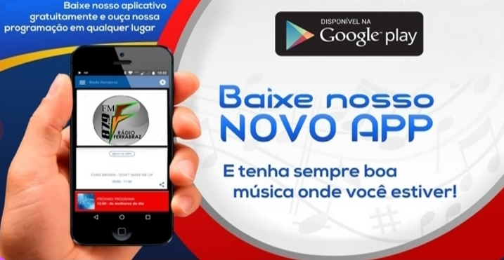 Baixe nosso aplicativo!!