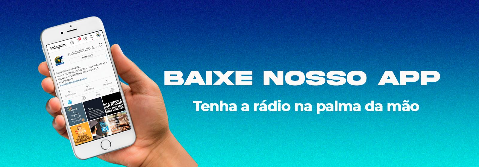 RÁDIO LÍRIO DOS VALES FM