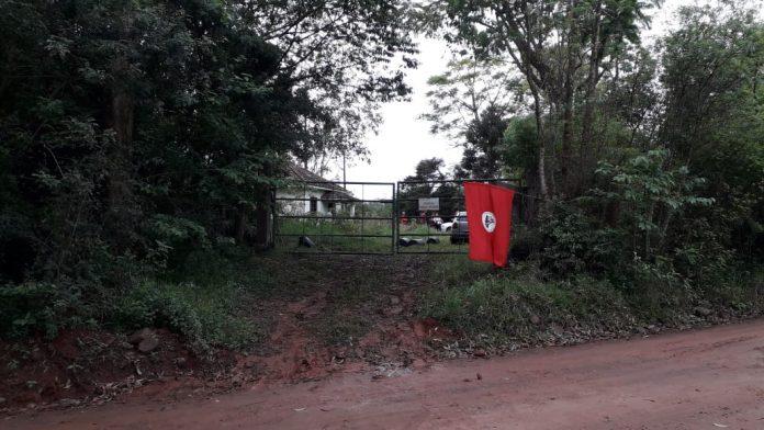 Brigada Militar intimida ocupação do MST em Taquari, dizem sem-terra