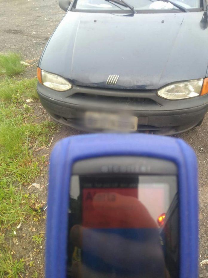 Condutor sem CNH é flagrado dirigindo embriagado e de forma perigosa na BR-386