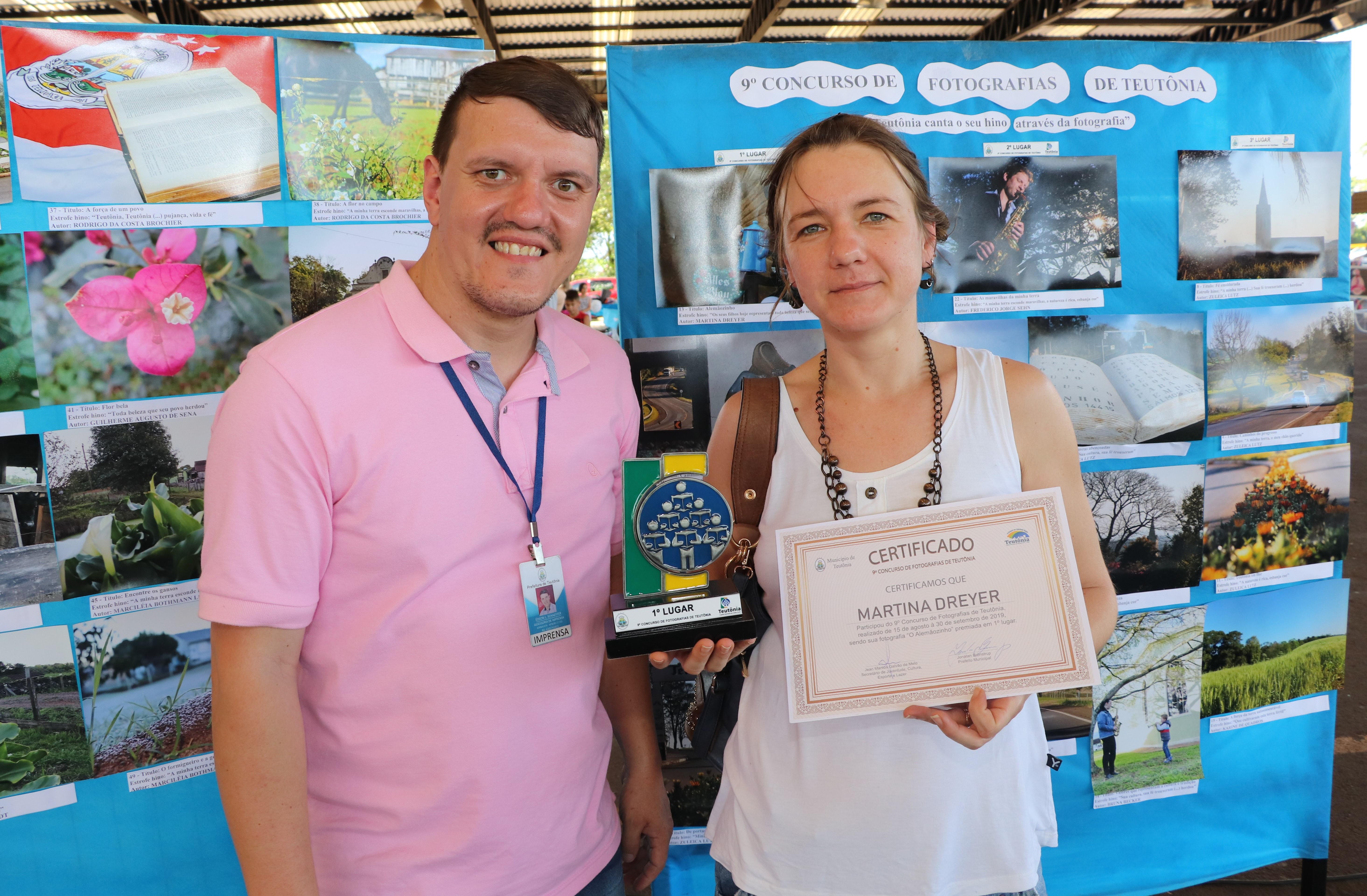Prefeitura de Teutônia entrega premiação do Concurso de Fotografias