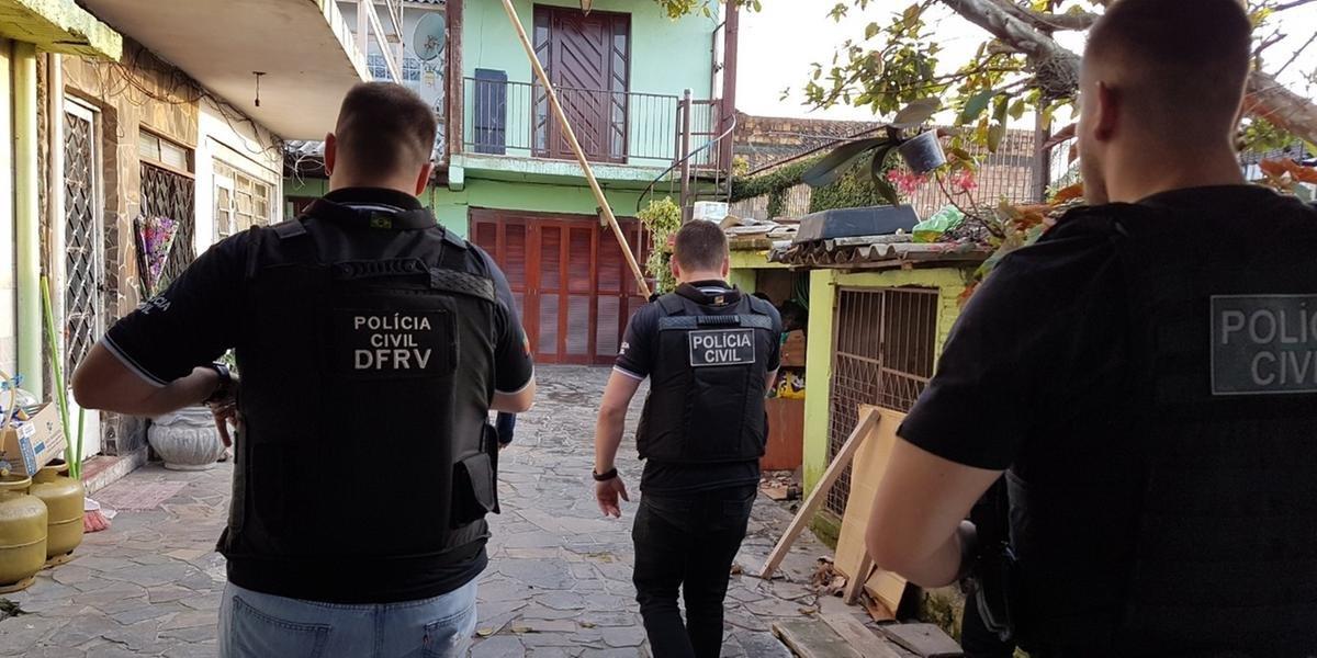 Quadrilha de tráfico de drogas sintéticas e anabolizantes é alvo de operação no Rio Grande do Sul