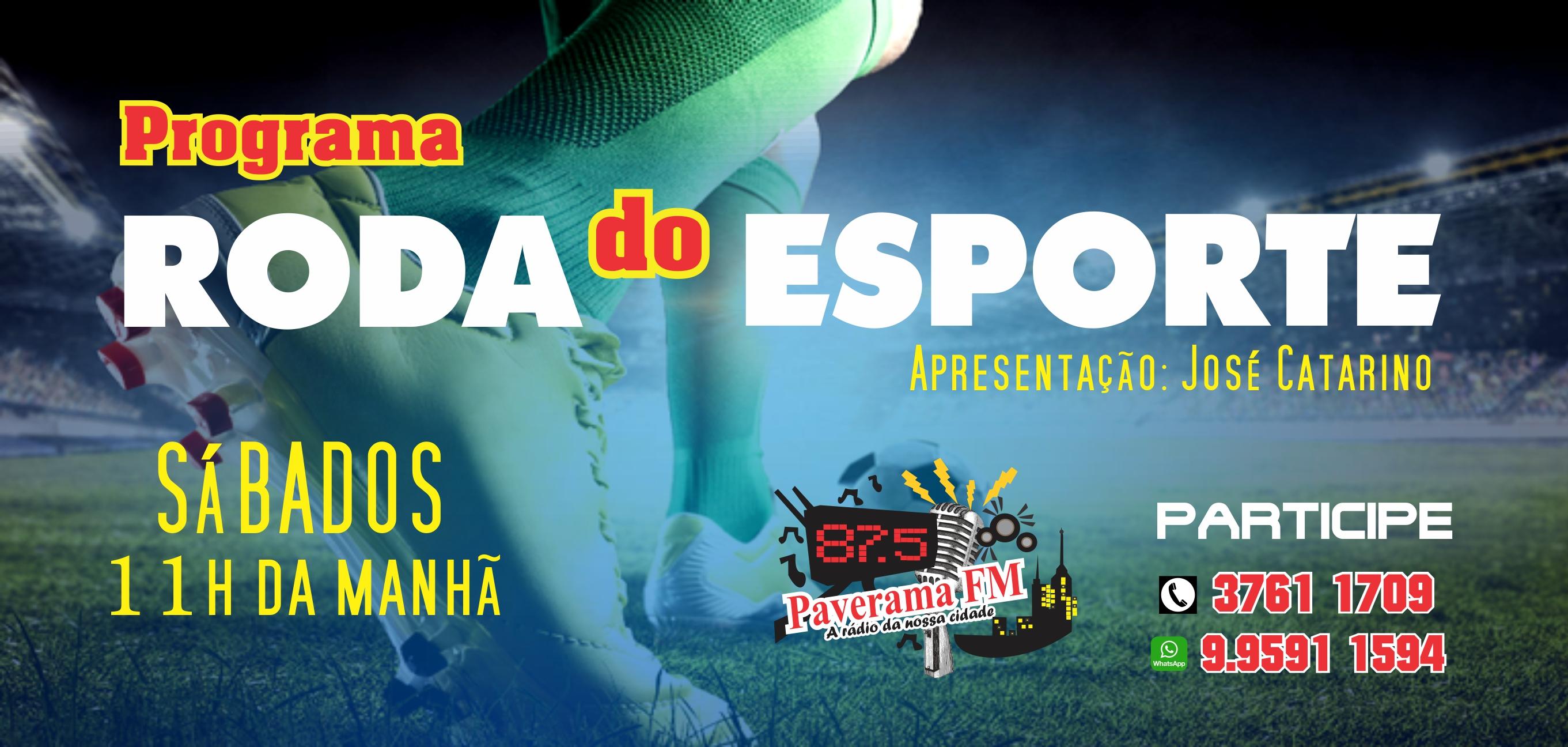 Roda do Esporte deste sábado abordou Abertão da Católica de Paverama e campeonatos da Associação Fênix