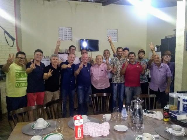 Romério Guimarães e Zé Marcos defendem união da oposição em São José do Egito