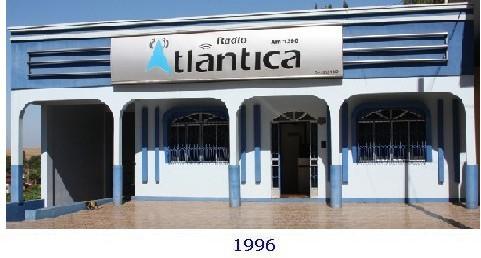 Sede propria radio atlantica 1996