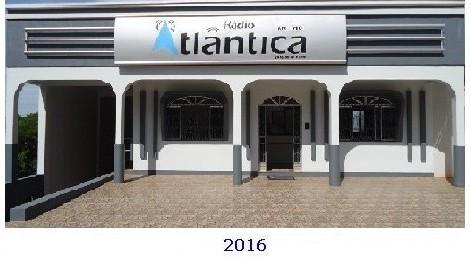 Sede propria radio atlantica 2016