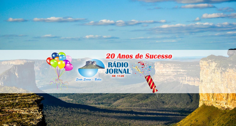 Rádio Jornal AM 1120 - A Voz da Chapada