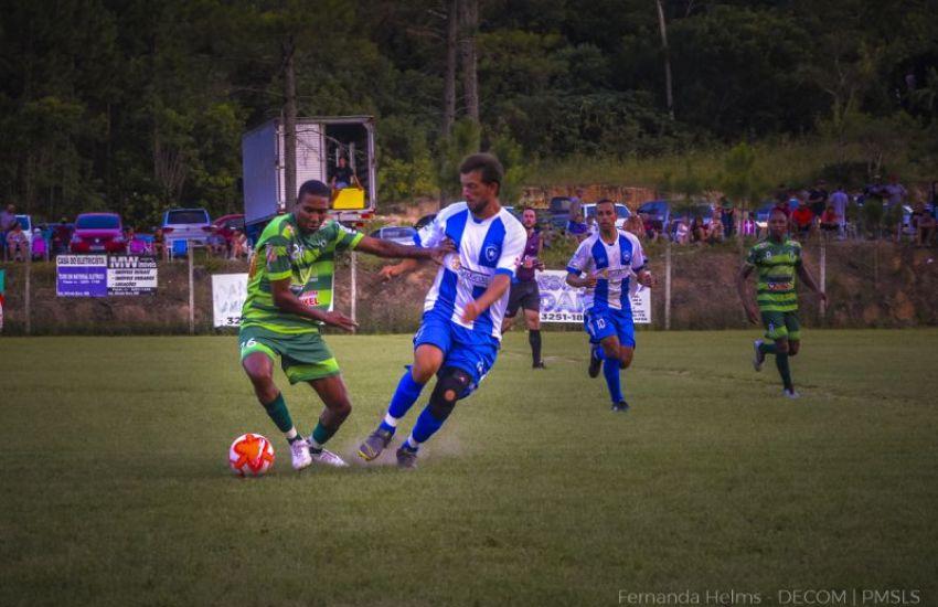 Campeões do 7º Campeonato Municipal de Futebol : Botafogo e Pérola TC