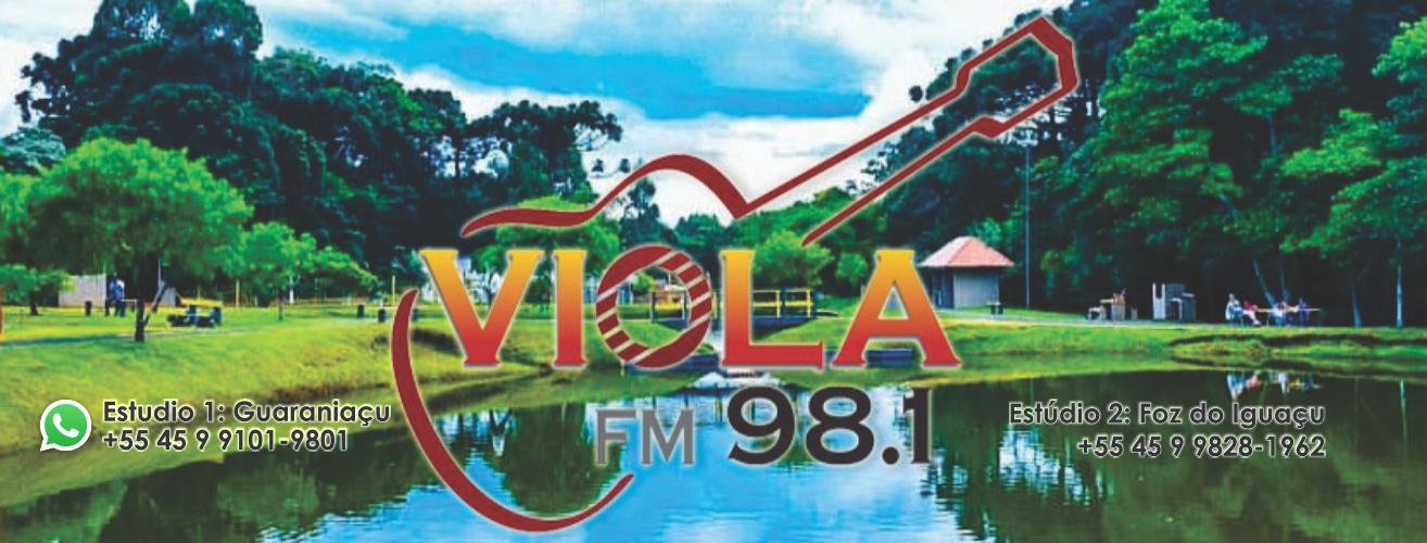 Rádio Viola FM 98.1