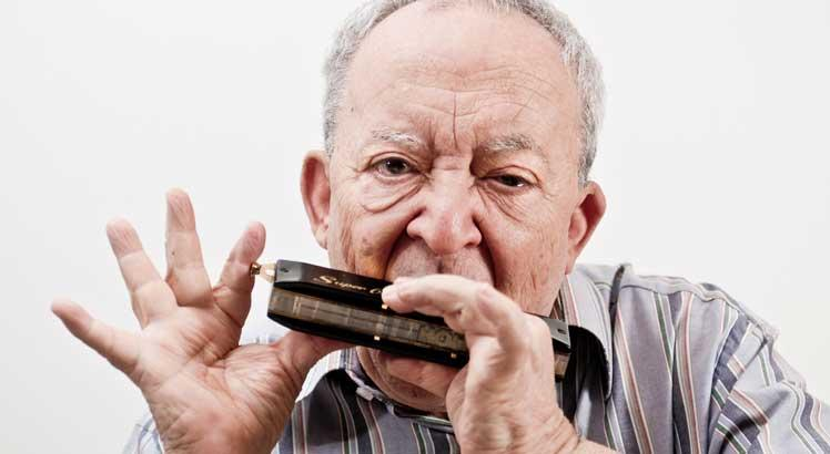 Morre, aos 76 anos, o músico Jehovah da Gaita