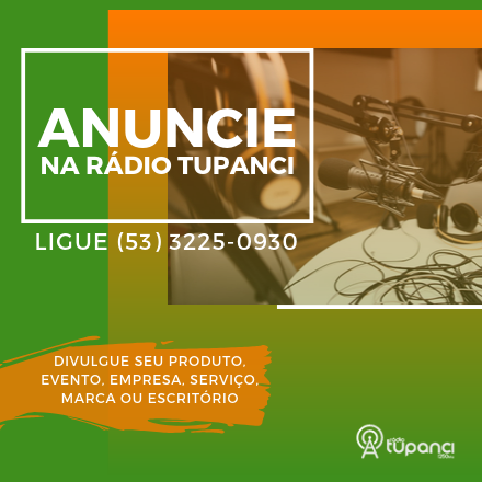 Anuncie na Rádio Tupanci